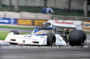 Surtees TS19 Bob Evans Donington Park 1978.Aurora F1 series. photo